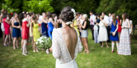 From the Tent to the Dance Floor Rental: 3 Ways to Trim Your Wedding Costs, Webster, New York