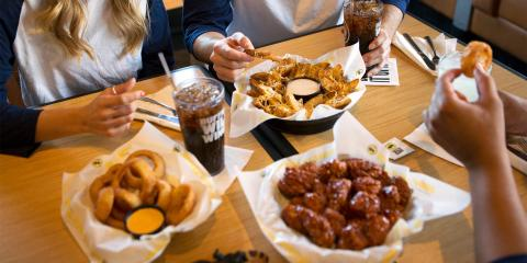 Why Buffalo Wild Wings® Is the Right Restaurant for Dinner With Your Boss, New Haven, Connecticut