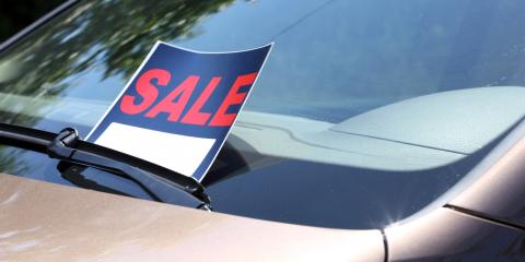 How a Used-Car Dealer Can Help You Find Your Next Vehicle, Dansville, New York