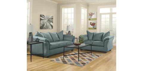 DARCY SKY SOFA & CHAIR-$713, St. Louis, Missouri