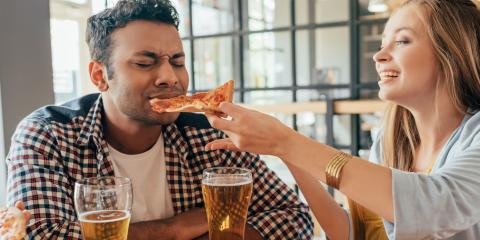 The Do's & Don'ts of Drinking Alcohol on the First Date, Gulf Shores, Alabama