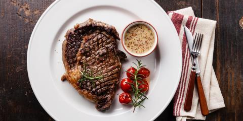 A Guide to Steakhouse Sauces & Condiments, Hoboken, New Jersey
