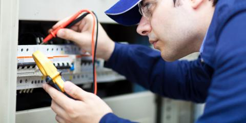 3 Typical Problems That Require an Electrician, Davenport, Washington