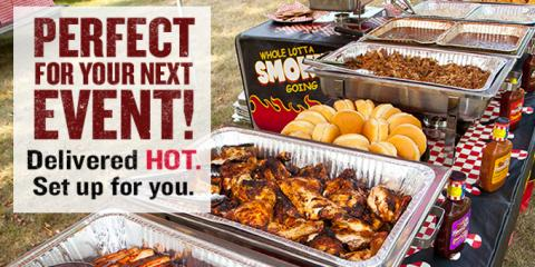 On a Tight Schedule? Call Famous Dave's BBQ Catering Services, La Crosse, Wisconsin
