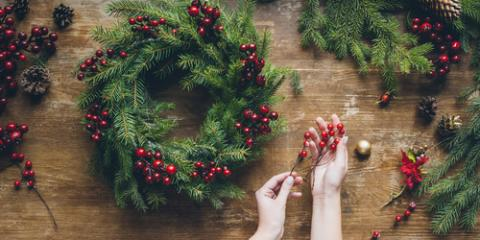 'Tis the Season: 3 Contemporary Holiday Decorating Ideas, Symmes, Ohio