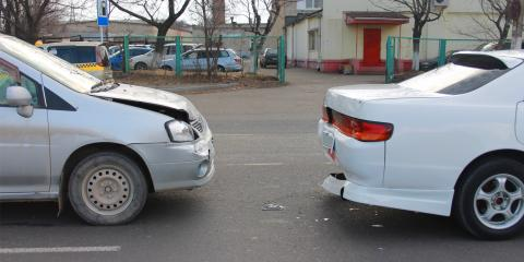 What to Do After Being Involved in a Car Accident, David City, Nebraska