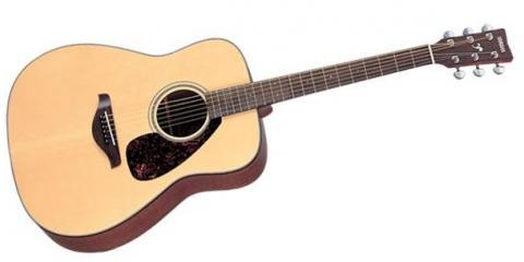 Guitar Lessons For Beginners 101: How to Choose The Right Acoustic Guitar, Philadelphia, Pennsylvania