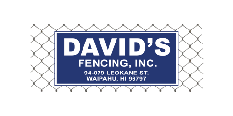 David's Fencing, Fences & Gates, Services, Waipahu, Hawaii