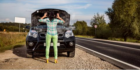 How to Safely Pull Over On the Highway, Thomasville, North Carolina
