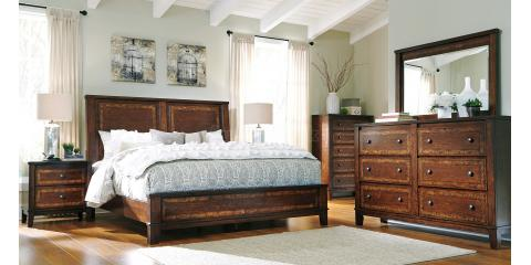 DAWLYN 8 PIECE BEDROOM SET – BY ASHLEY $1,690.00, Maryland Heights, Missouri