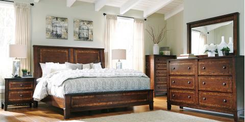 dawlyn 8 piece bedroom set by ashley 1690 mcguire furniture