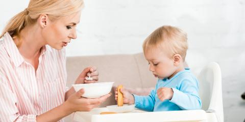 How to Stop a Toddler From Throwing Food, Mendon, New York