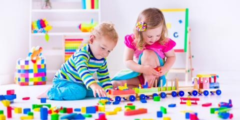 Should You Choose a Day Care Center Close to Home or Work?, St. Peters, Missouri