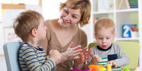5 Essential Skills Children Learn at Day Care, Brookline, Massachusetts