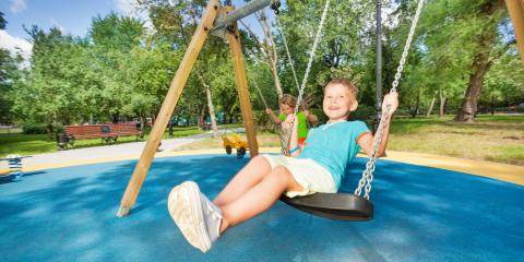 A Guide to Playground Safety, Mendon, New York