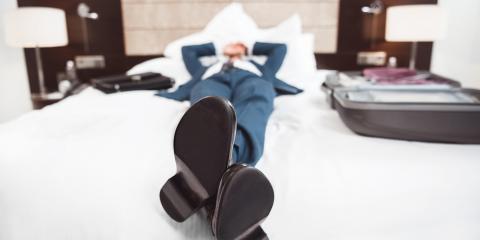 Top 3 Hotel Amenities for Business Travelers , Jacksonville, Arkansas