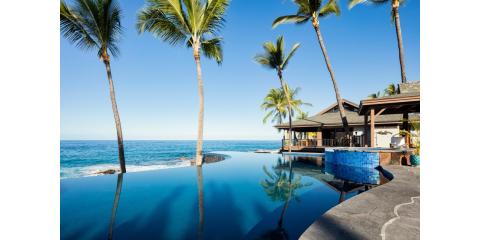 How Does an Infinity Pool Work?, Kailua, Hawaii