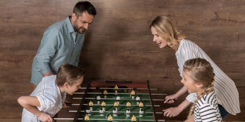 4 Differences Between Foosball & Soccer Rules, Washington, Ohio