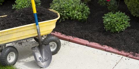 5 Benefits of Mulch, Centerville, Ohio
