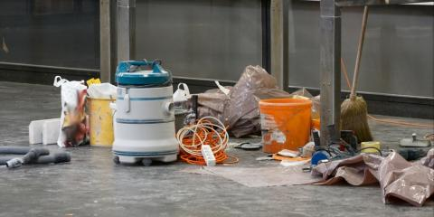 How Commercial Cleaning Services Help Construction Projects, Montgomery, Ohio