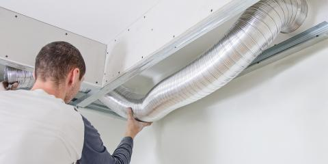 The 5 Most Common Ductwork Problems, Farmersville, Ohio