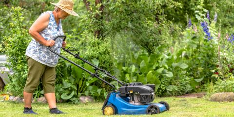 Should You Use a Push Mower or Riding Lawn Mower?, Dayton, Ohio