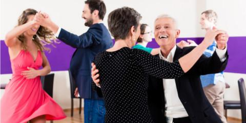 4 Benefits of Adult Dance Lessons at Precision Ballroom , Centerville, Ohio