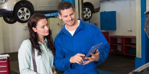3 Questions You Should Ask an Auto Mechanic, Dayton, Ohio