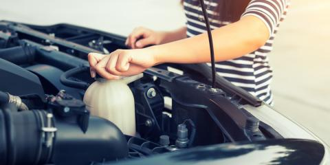 5 Signs the Coolant in Your Car Is Breaking Down	, Dayton, Ohio