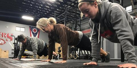 Should You Skip CrossFit® When You're Sick?, Beavercreek, Ohio