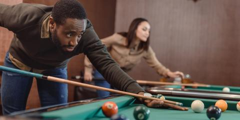 The Key Differences Between Billiards & Pool, Washington, Ohio