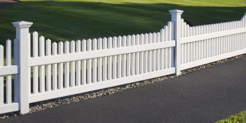 How to Choose a Material for Fence Installation, Kettering, Ohio