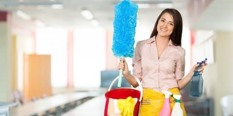 4 Benefits of Office Cleaning Services, Dayton, Ohio