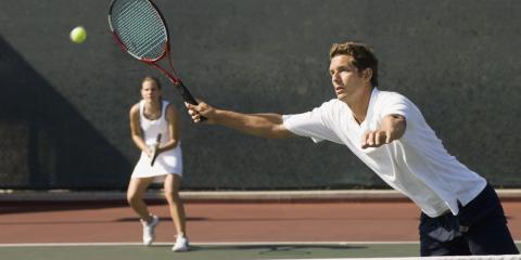What are the Health Perks of Outdoor Tennis & Pickleball? Read More Here, Beavercreek, Ohio