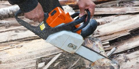 5 Safety Tips for Using a Chainsaw, Dayton, Ohio