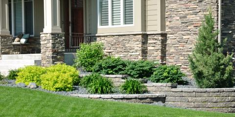 4 Types of Retaining Walls, Centerville, Ohio
