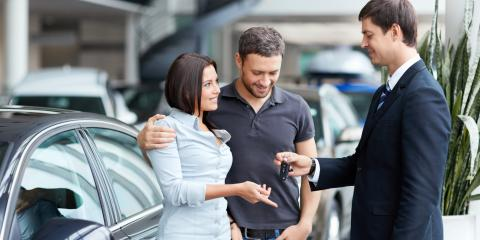5 Reasons to Trade in a Used Car, Dayton, Ohio