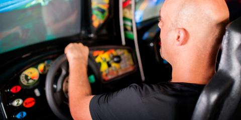 Why Video Game Arcades Are Back & More Fun Than Ever, Huber Heights, Ohio