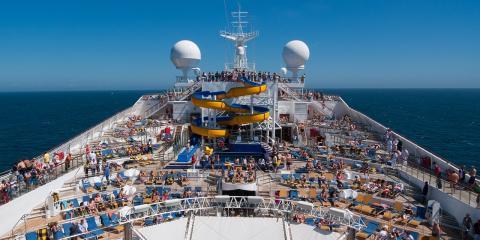 Dayton Travel Agency Explains What to Expect on Your First Cruise, Dayton, Ohio