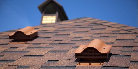 4 Popular Roofing Materials, Washington, Ohio