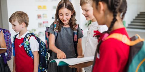 3 Places to Put Security Cameras in Schools, Columbus, Ohio