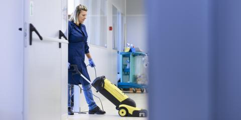 Areas to Focus on During Spring Commercial Cleaning, Sugarcreek, Ohio