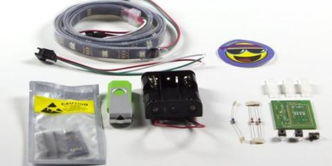 Spark Interest in STEM Learning With LED Kits, Bellbrook, Ohio