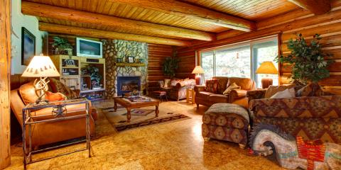 4 Defining Characteristics of a Log Cabin, Union, Ohio