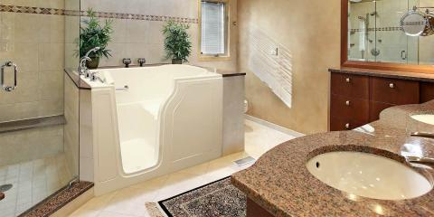 3 Benefits of Walk-In Tubs for Your Senior Parents, Vandalia, Ohio