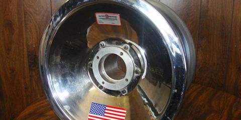 How Nation Grinding, Inc.'s Wire Capstan Repair Experts Restore Drums to Like-New Condition, Dayton, Ohio