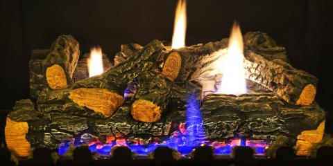 5 Benefits of Gas Log Sets in Your Gas Fireplace, Dayton, Ohio