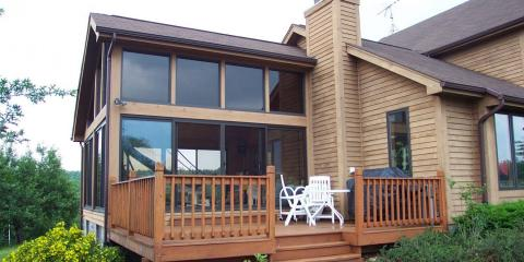 4 Benefits of Having a Patio Enclosure, East Rochester, New York