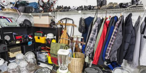 Rent a Self-Storage Unit to De-Clutter Your Home, Juneau, Alaska