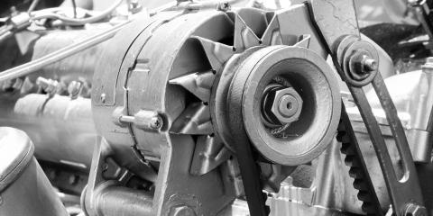 Automotive Electric Repair Experts Explain How Alternators Work, De Kalb, Texas